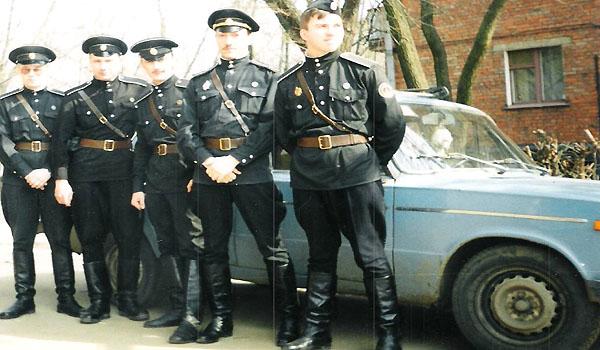 Русские антисемиты конца 1980-х – начала 1990-х